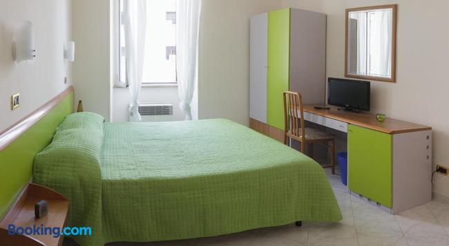 Nicetomeetyou - Rome - Bedroom