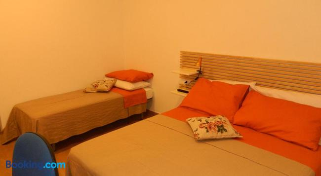 Bed & Breakfast Travellers - Naples - Bedroom