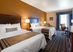 Best Western PLUS Casper Inn & Suites - Casper - Kamar Tidur