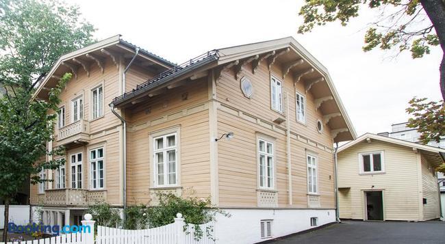 Camillas Hus - Oslo - Building