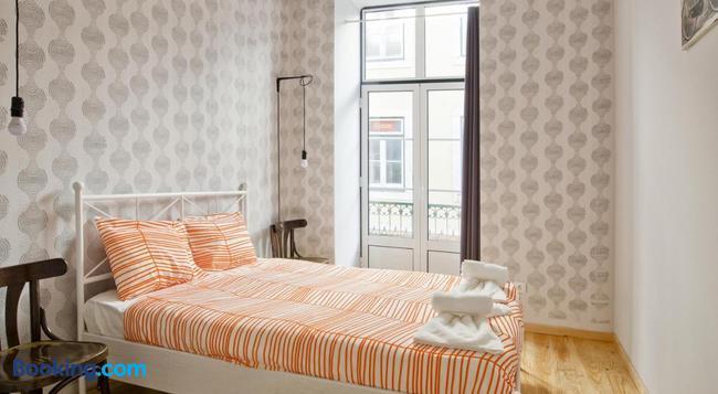 Feel Lisbon B&B - Lisbon - Bedroom