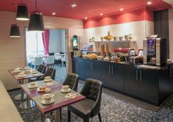 Best Western Allegro Nation - Paris - Restoran