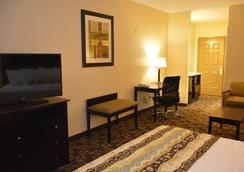Best Western Plus Hobby Airport Inn & Suites - Houston - Kamar Tidur