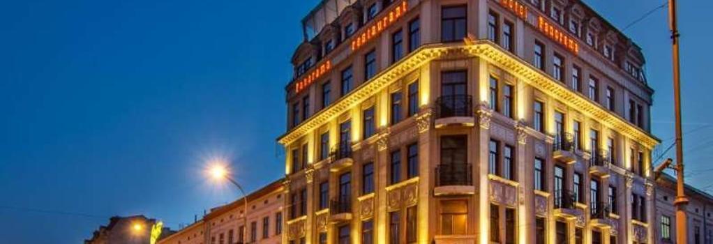 Panorama Hotel - Lviv - Building