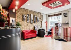 Best Western Nouvel Orleans Montparnasse - Paris - Lobi