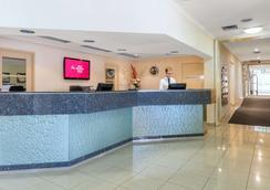 Best Western Plus Garden City Hotel - Canberra - Lobi