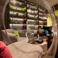 Hotel Le Petit Paris RDC salon