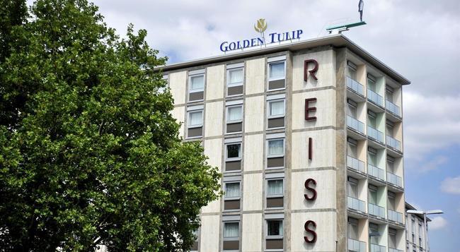 Golden Tulip Kassel Hotel Reiss - Kassel - Building