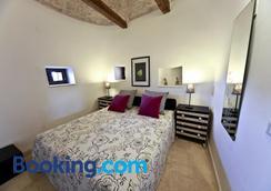 Trulli Paparale - Alberobello - Kamar Tidur