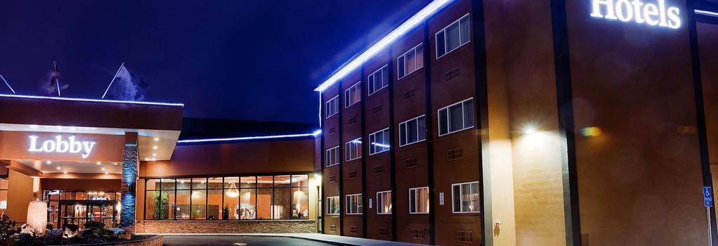 Coast Lethbridge Hotel & Conference Centre - Lethbridge - Building