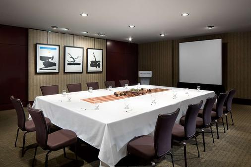 The Listel Hotel Vancouver - Vancouver - Ruang rapat
