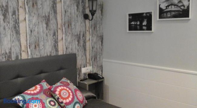 Hostal Don Alfonso - Madrid - Bedroom