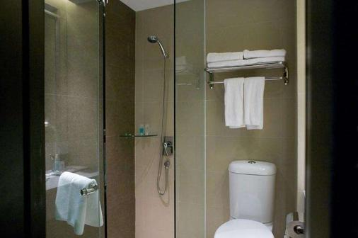 Peninsula Excelsior Hotel - Singapura - Kamar Mandi