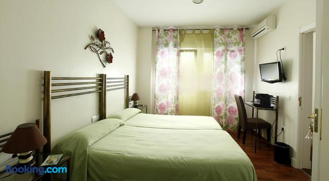 Hostal Paris - San Fernando - Bedroom