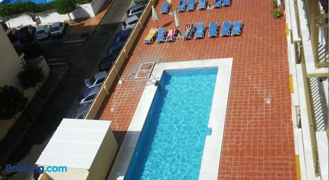 Apartamentos Turísticos Yamasol - Fuengirola - Building