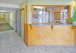 Americas Best Value Inn & Suites-East - Bakersfield - Lobi