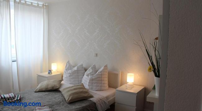 B&B My Place - Frankfurt am Main - Bedroom