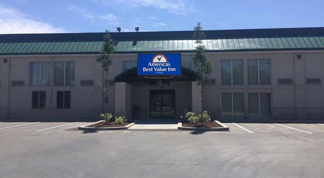 Americas Best Value Inn & Suites Boise - Boise - Building