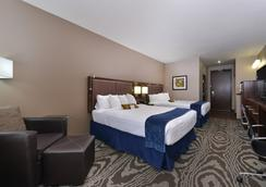 Best Western Plus Williston Hotel & Suites - Williston - Kamar Tidur