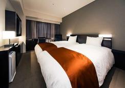 Daiwa Roynet Hotel Ginza - Tokyo - Kamar Tidur