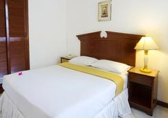 Kam Hotel - Male - Kamar Tidur