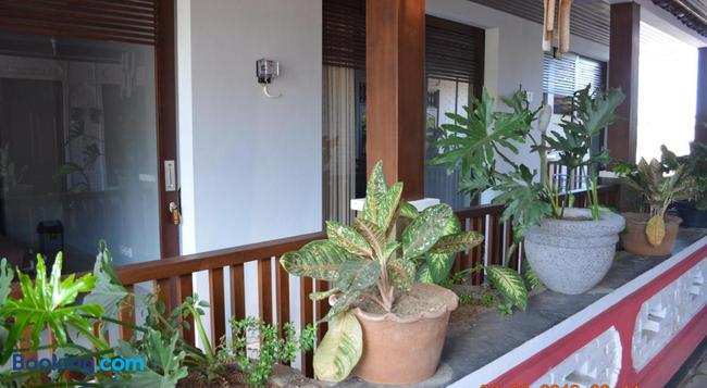 Radha Home Stay - Sanur - Building