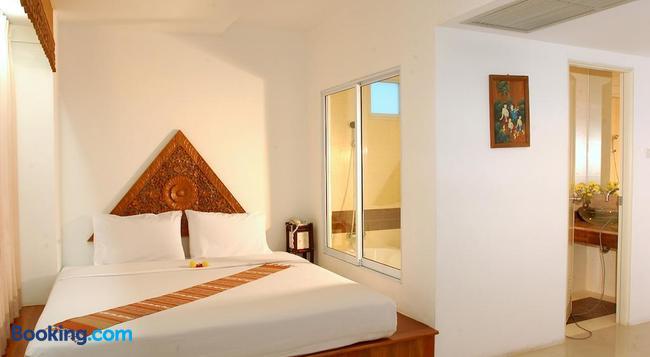 Bansabai Hostelling International - Bangkok - Bedroom