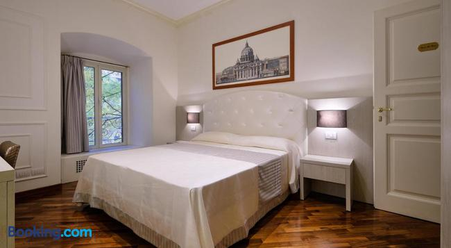 Lory House - Rome - Bedroom