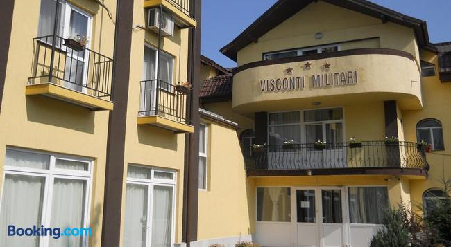 Visconti Militari - Bucharest - Building