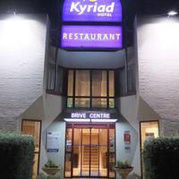Kyriad Brive La Gaillarde Centre Exterior View