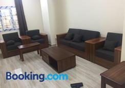 Al Noor Saadah Furnished Apartments - Salalah - Ruang tamu