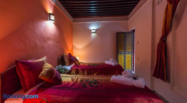 Casa Aya Medina - Fez - Bedroom