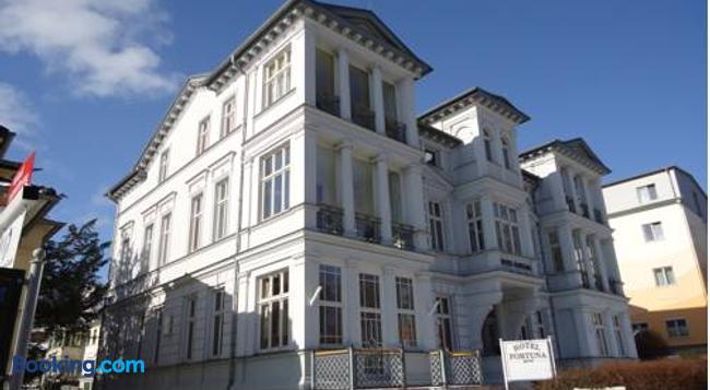 Hotel Fortuna - Heringsdorf - Building