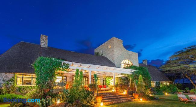 Ololo Safari Lodge - Nairobi - Building
