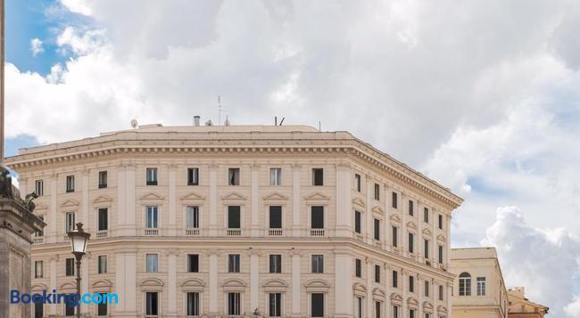 Glam Sm Maggiore Guest House - Rome - Building