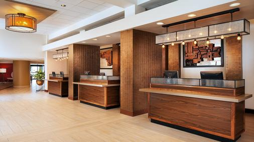 Four Points by Sheraton Los Angeles International Airport - Los Angeles - Lobi