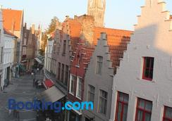 The Bleu House - Bruges - Pemandangan luar