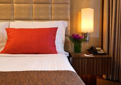 The Kowloon Hotel - Hong Kong - Kamar Tidur