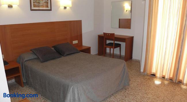 Hotel Jardín - Oropesa del Mar - Bedroom
