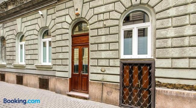 Budapest City Pension - Budapest - Building