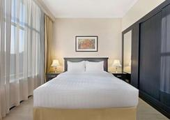 Ezdan Hotel - Doha - Kamar Tidur