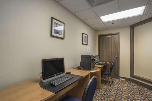 Clarion Hotel and Conference Centre - Calgary - Pusat bisnis