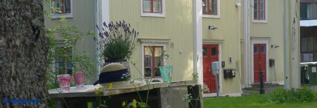 Prästgatanett Apartments - Östersund - Building