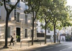 Hotel Max - Paris - Kamar Tidur