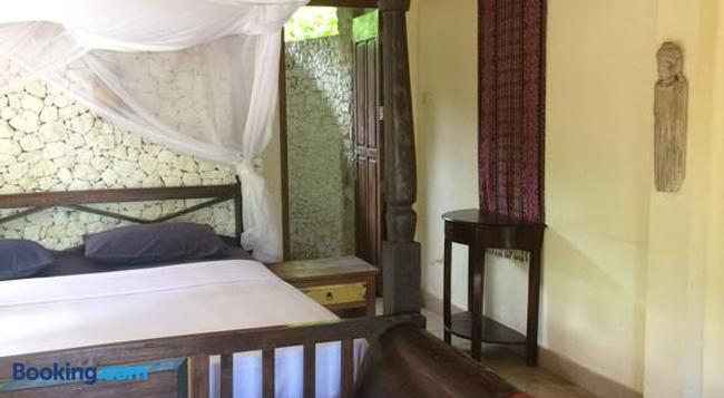 Jukung Bali Bungalow - Abang - Bedroom