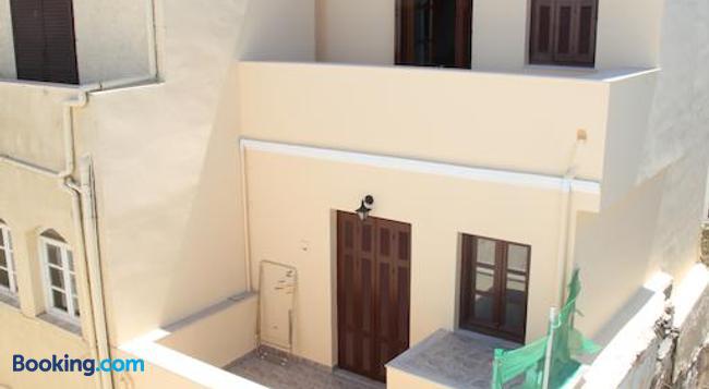 Afroditi - Ermoupoli - Building