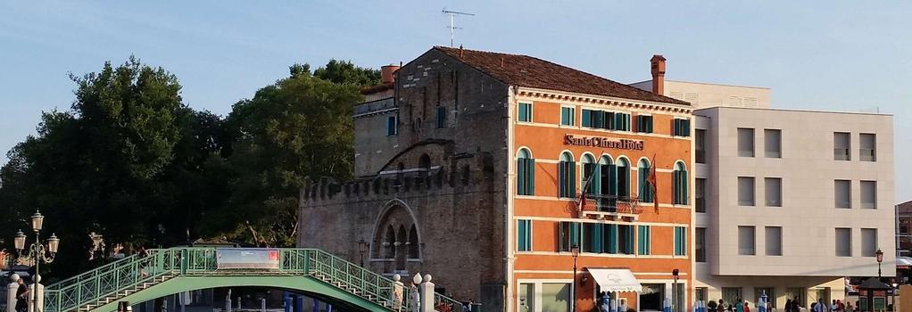 Hotel Santa Chiara - Venice - Building