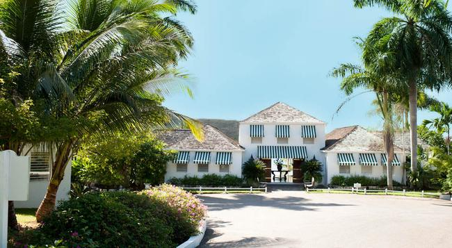 Round Hill Hotel And Villas - Montego Bay - Building