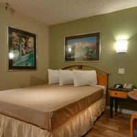 Vagabond Inn Bakersfield South Bakersfield South Double Bed