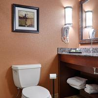 Best Western Premier KC Speedway Inn & Suites Guest Bathroom